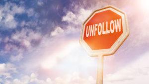 Perda de seguidores: por que as pessoas deixam de seguir?