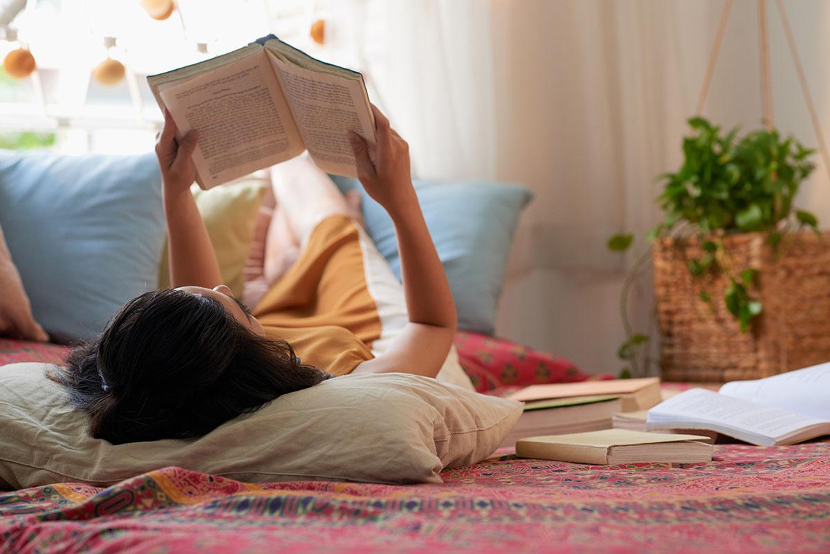Como adquirir o hábito da leitura?