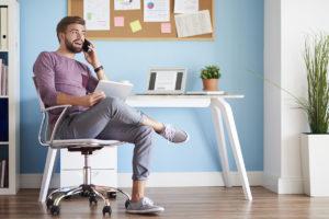 Read more about the article Manter a produtividade em home-office é um desafio pra você?